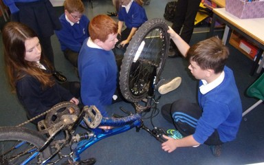 PUNCTURE REPAIR WORKSHOP