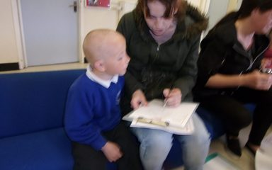 EARLY YEARS TALK BOOST
