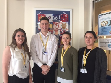 WELCOME TO OUR NEW SCITT TRAINEES