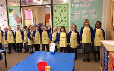 BRILLIANT BAKERS!