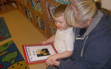 TALK BOOST EARLY YEARS