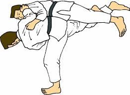 White Class Do Judo!
