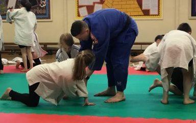 Scarlet Judo Champions