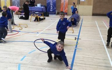 Early years multi-sports!
