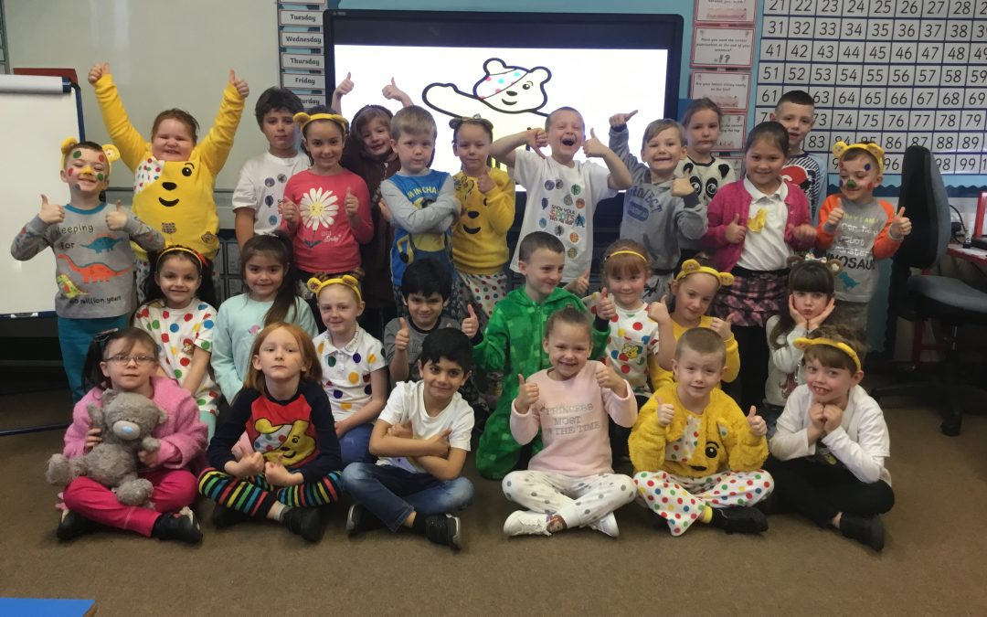 CHILDREN IN NEED-YEAR 2!