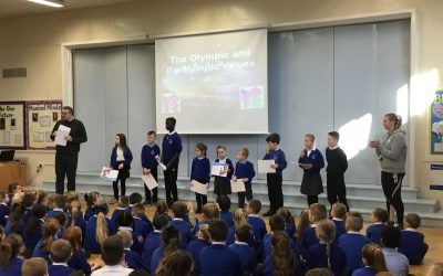 OLYMPIC VALUES ASSEMBLY